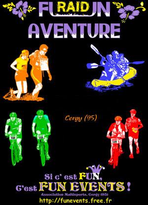 Raid Fun Aventure 07 septembre 2008 LogoFunAv2008